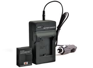 Kit Cargador Multifunción + Batería para GoPro 3