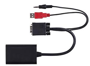 Adaptador de VGA a HDMI
