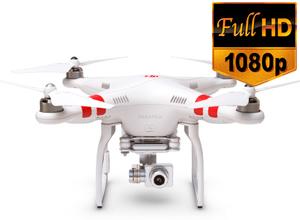 Cuadricóptero Phantom DJI 2 Vision+