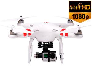 Cuadricoptero Phantom DJI 2 H4-3D Edition