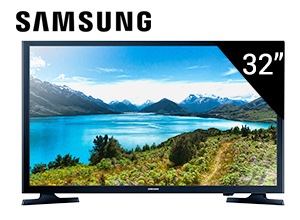 TV Slim LED HD Samsung 32″ TDA HDMI