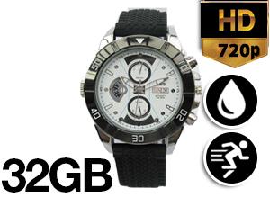 Reloj Infrarrojo Sumergible Watch HD