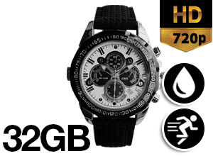 Reloj Infrarrojo Sumergible Watch HD