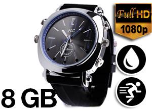 Reloj Infrarrojo Sumergible Catcher Full HD