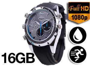 Reloj Infrarrojo Sumergible Detective Watch Full HD
