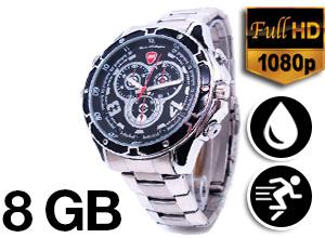 Reloj Infrarrojo Sumergible Elegant Style Full HD