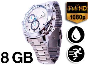 Reloj Infrarrojo Sumergible Optimus Full HD