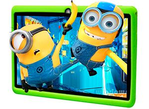 Tablet GADNIC Black Plus KIDS 7″ | HDMI – Quadcore – 1GB RAM – Memoria 16GB