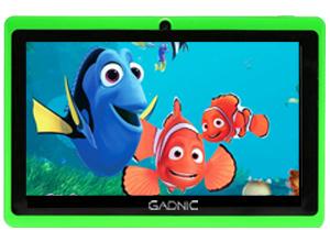 Tablet GADNIC KIDS 7″ con HDMI – Quadcore – 1GB RAM – Memoria 16GB