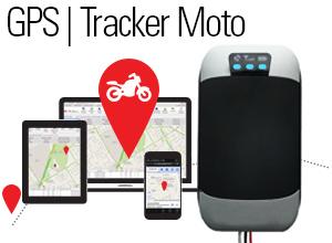 Localizador Moto Tracker GSM | GPS | GPRS + Licencia Anual