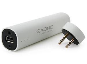 Parlante Cargador Bluetooth GADNIC