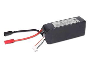 Bateria 22.2 Vol 10000 mAh QR X800