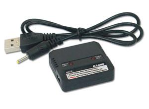 Cargador USB QR W100S