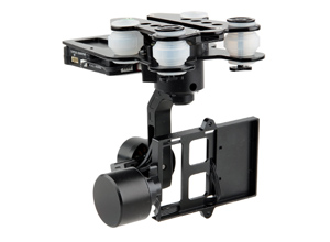 Gimbal Brushless 3D