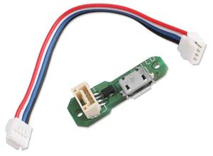 Placa USB QR X350 Pro