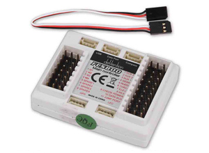 Tablero de Control Principal QR X800