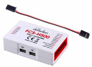 Tablero de Control Principal FCC Tali H500