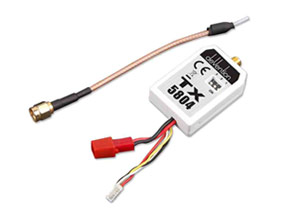 Transmisor TX5804 CE QR X350 Pro
