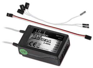 Receptor Devo-RX703A QR X350 Pro