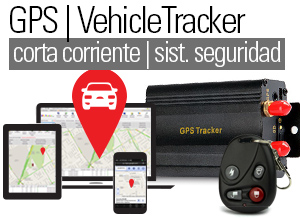 GPS VEHICLE TRACKER GPS|SMS|GPRS + Licencia Anual