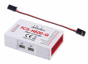 Tablero de Control Principal FCS-H500-G Tali H500
