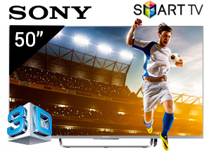 Smart Tv Led Sony 50″ Android 3D | Full Hd | Tda