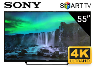 Smart Tv Led Sony Bravia 55″ 4k