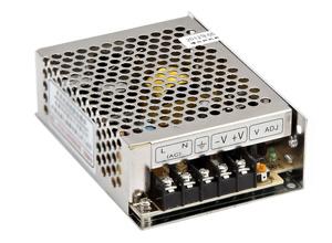 Fuente de carga leds +24v 75 wats