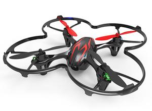 Mini Drone Hubsan H107C | Cuadricóptero con cámara