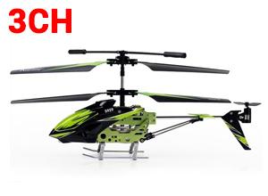 Helicóptero Wltoys S929 Crash de Metal Super Resistente 3.5 CH