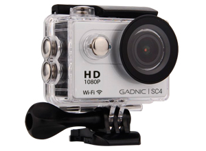 Cámara Gadnic SC4 | FULL HD 1080p | Waterproof | 12 Mpx