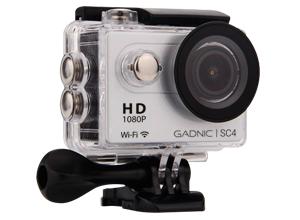 Cámara Gadnic SC4 | FULL HD 1080p | Waterproof | 12 Mpx