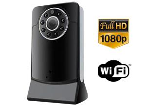 Cámara Seguridad P2P   IP   Wifi   HD 1080P