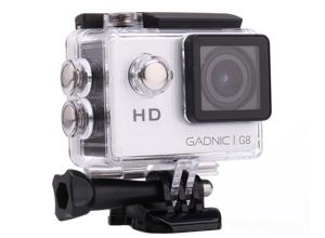 Cámara Gadnic G8 | HD 720p|Waterproof |5 Mpx