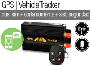GPS VEHICLE TRACKER SMS DUAL SIM