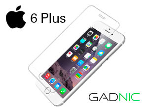 Vidrio Templado Gadnic Iphone 6 Plus