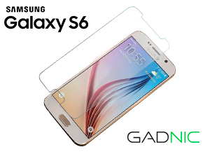 Vidrio Templado Gadnic Samsung Galaxy S6