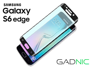 Vidrio Templado Gadnic Samsung Galaxy S6 Edge