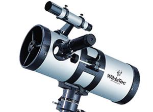 Telescopio Reflector Wildstec 1000×114