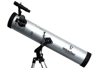 Telescopio Reflector Wildstec 700×76