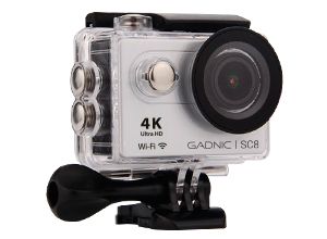 Cámara Gadnic SC8 | 4K | Waterproof | 12 Mpx