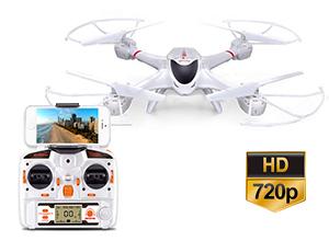 Drone MJX X400 con camara | FPV | GPS