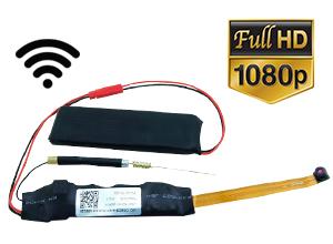 Mini Camara Espia Wifi | P2P | 1080P
