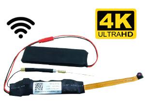 Mini Camara Espia Wifi | P2P | 4K