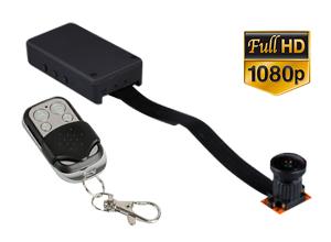 Mini Camara Invisible 1080P