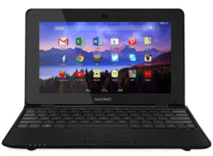 Netbook Gadnic Android 10″ Pantalla Touch HD – 48 GB