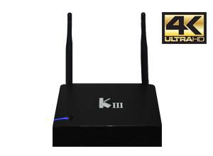 TV BOX Android | KIII  4k | PentaCore | 16GB