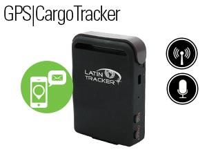 GPS Cargo Tracker SMS