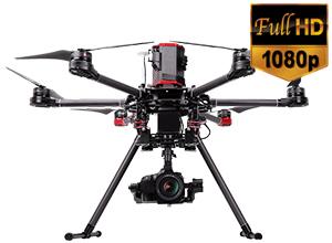 Drone Walkera X900 Para Uso Profesional Con Cámara