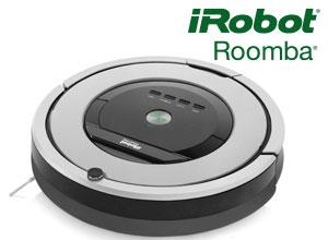 Robot Irobot Aspiradora Roomba 860 + Kit de Repuestos